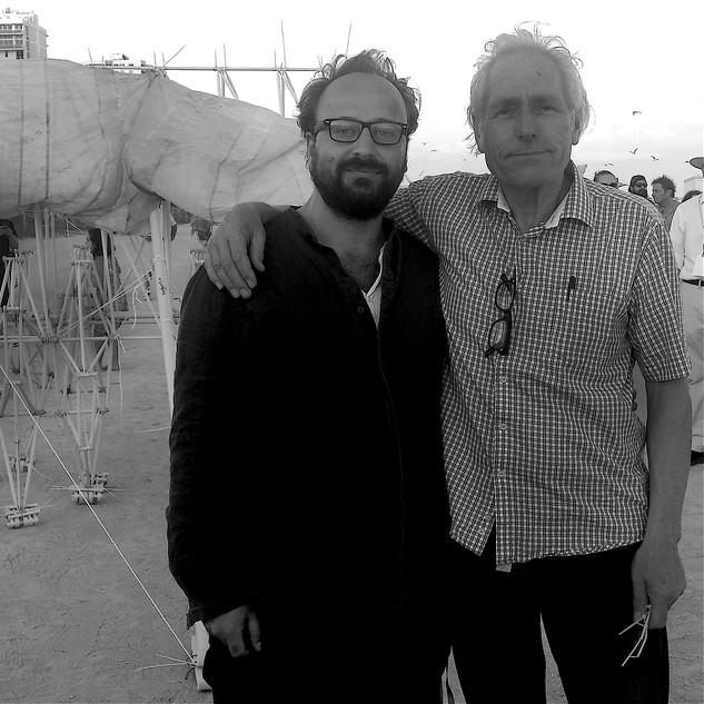Losvizzero and Theo Jansen