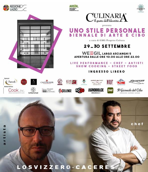 Biennale Arte e Cibo 2018