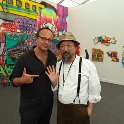 Losvizzero and Takashi Murakami