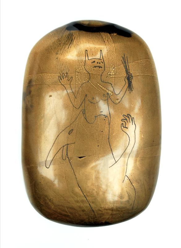 piastra d'oro