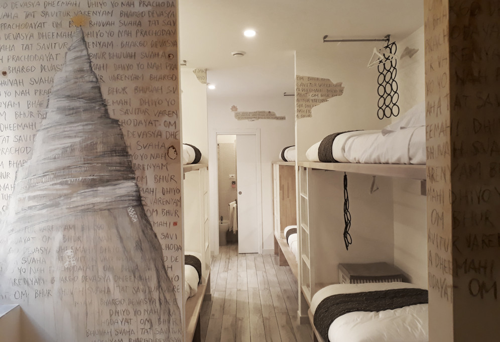 Room 3 Moma Hostel