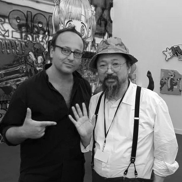 Losvizzero and Murakami