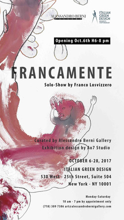 NYC solo-show 2017