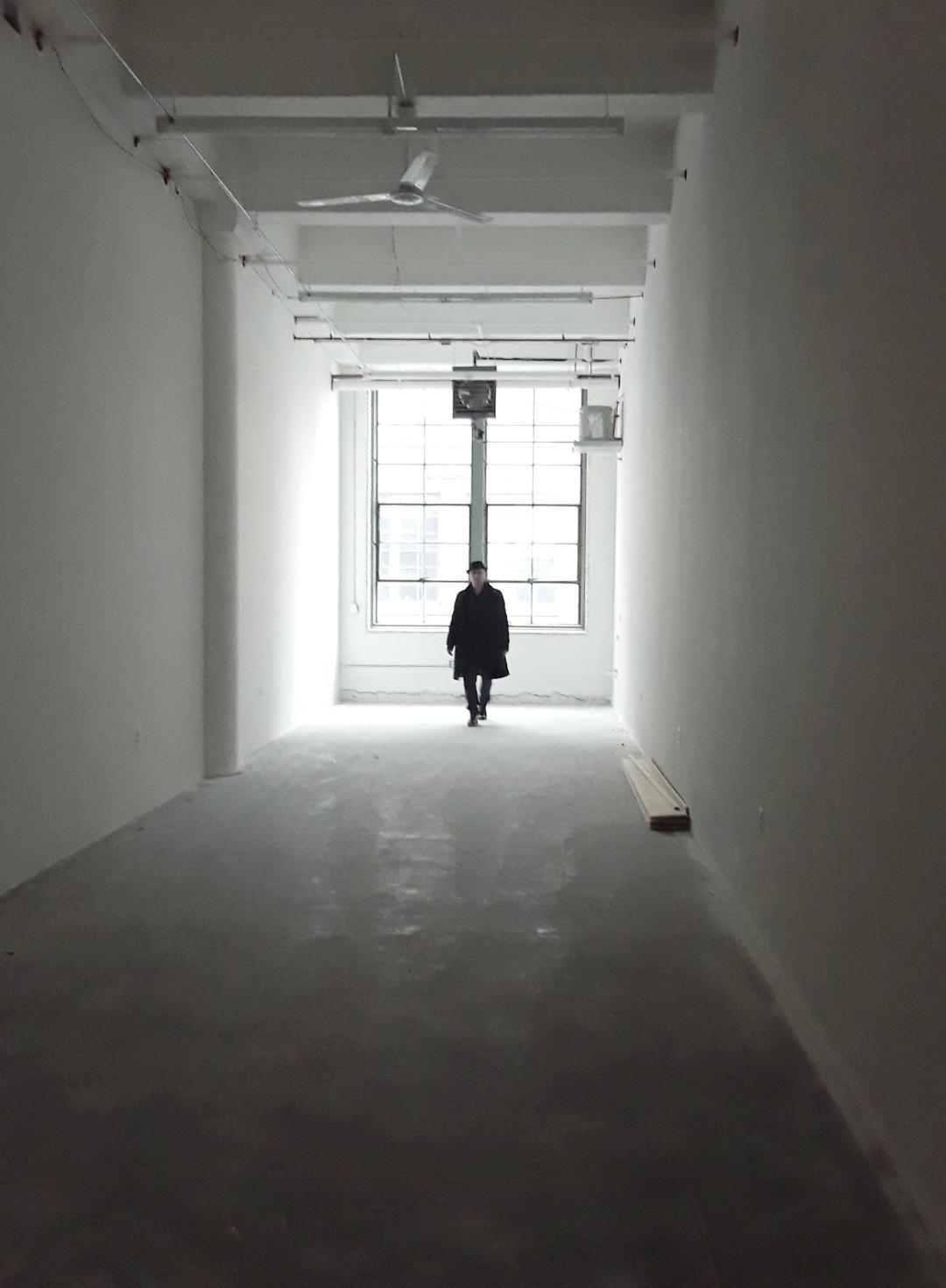 Studio in NY