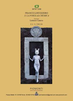 Solo-Show Pio Monti Art Gallery