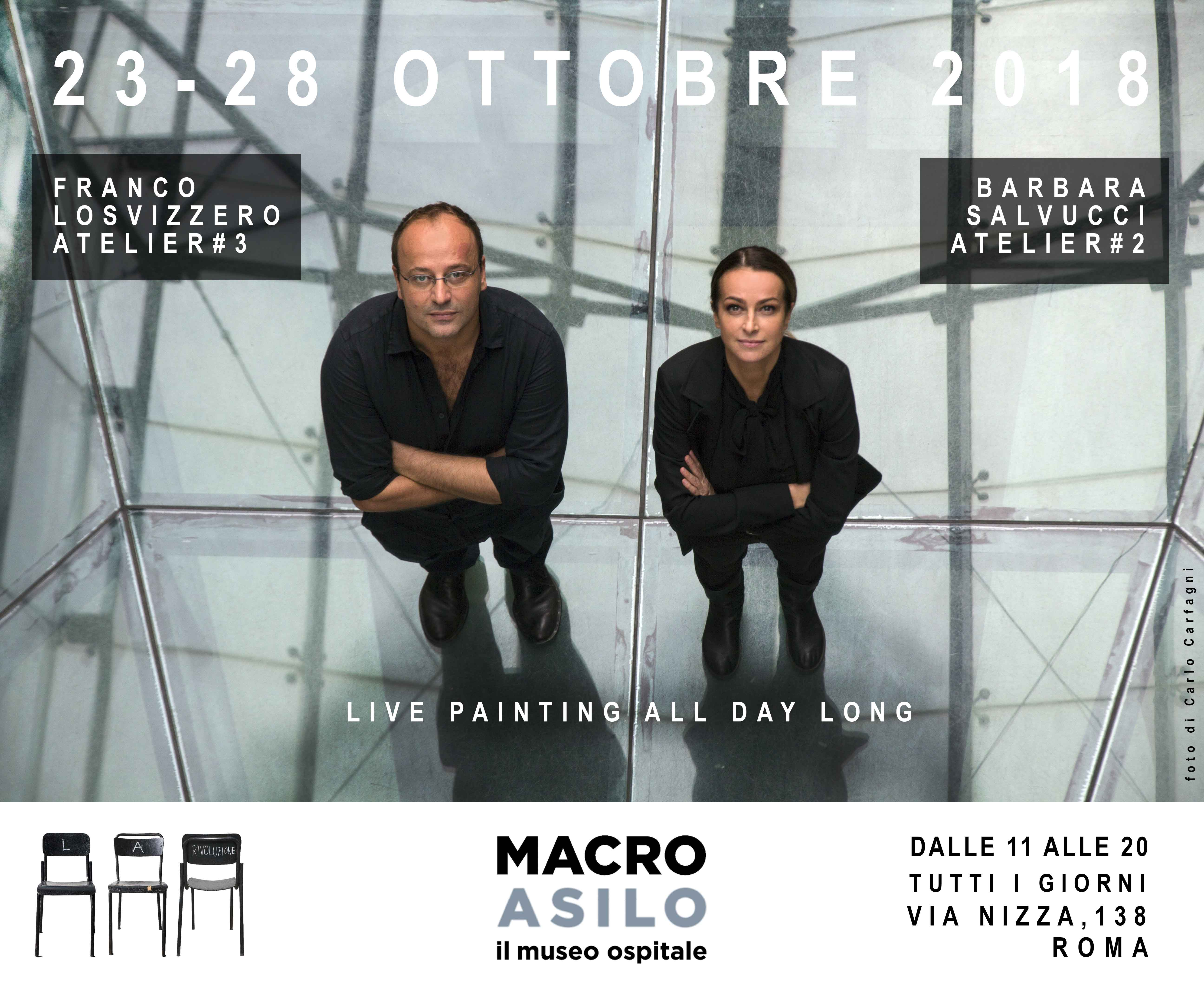 MACRO Museum Rome 2018