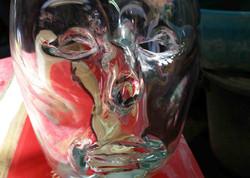 Losvizzero Glass sculpture