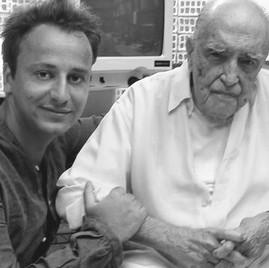 Losvizzero and Oscar Niemeyer