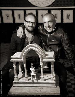 Losvizzero and Giorgio de Finis