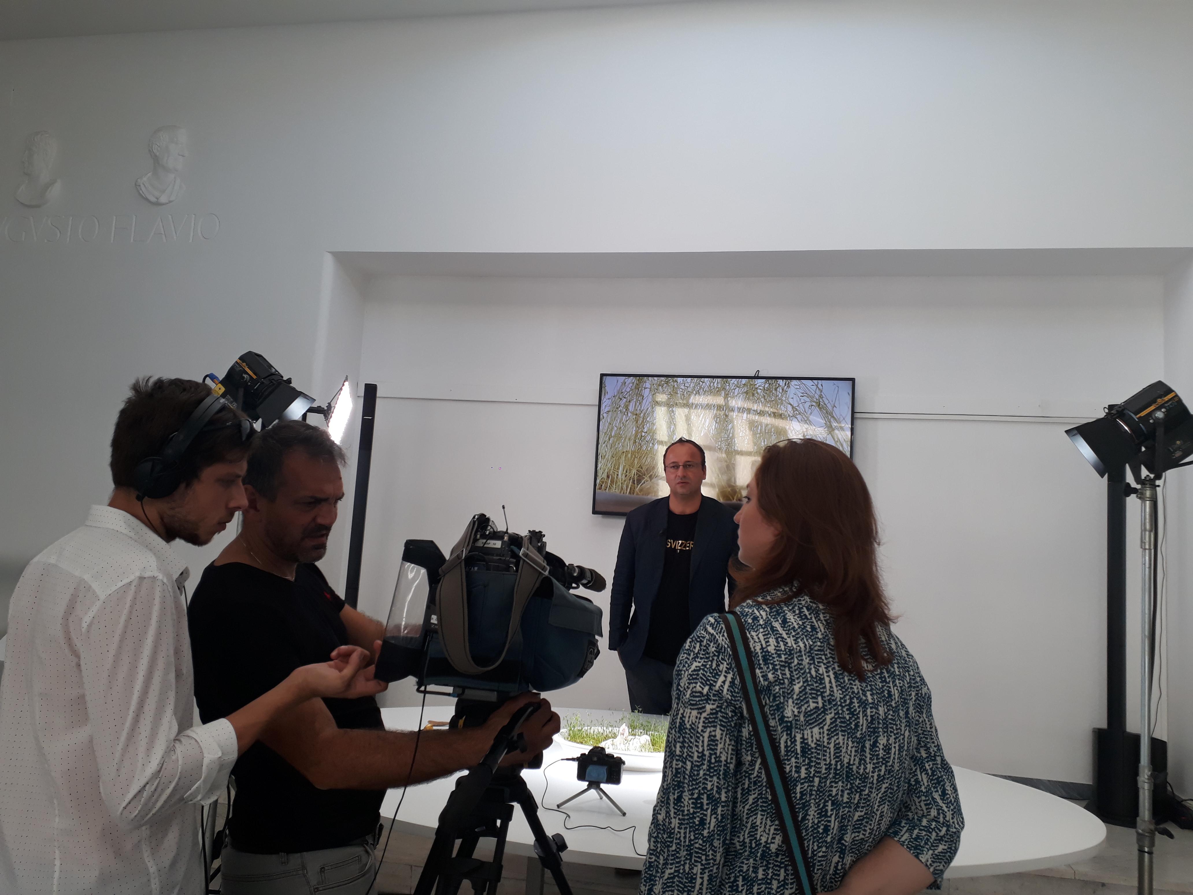 Biennale di Arte e Cibo a Roma 2018
