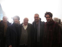 Baldo, Franco e Ottavio