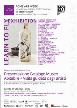 Habitable Museum.Rome.Opening