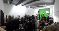 Studio su Bosch installazione-performativa