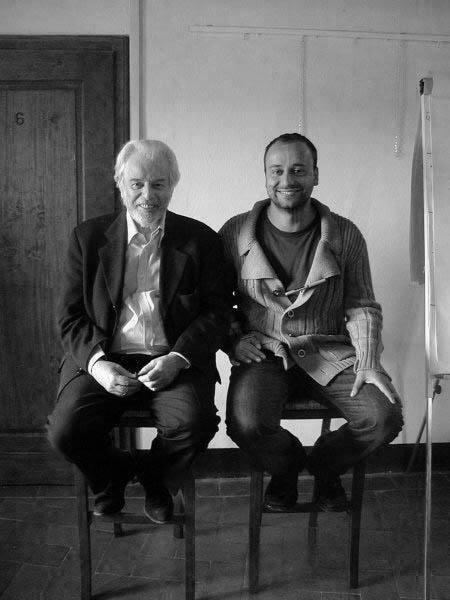 Jodorwsky and Losvizzero