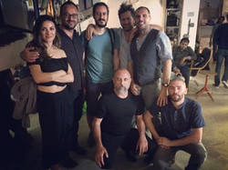 Artist Group Rome 2016