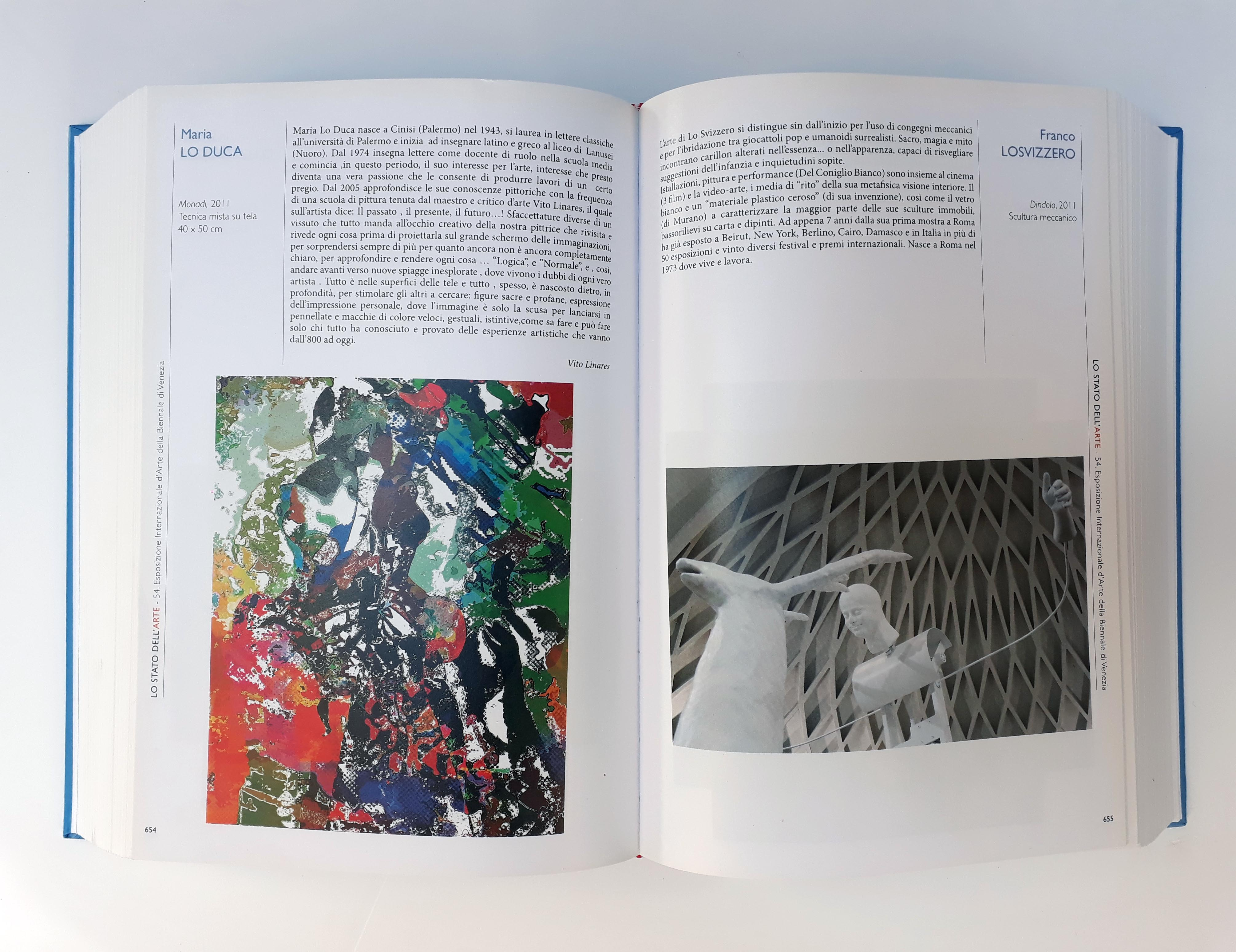 Catalogo a cura di Vittorio Sgarbi
