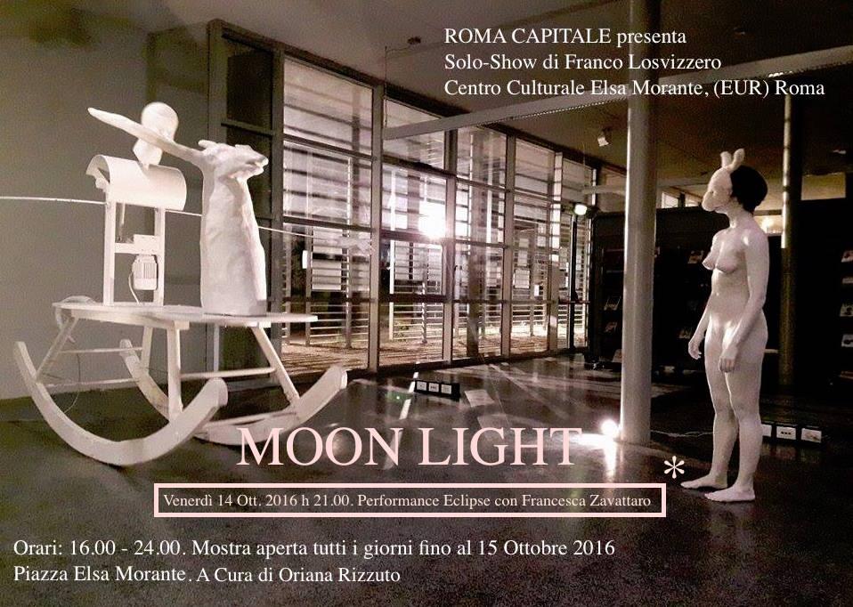 MOON Light solo-show