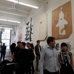Open Studio al Mana Contemporary