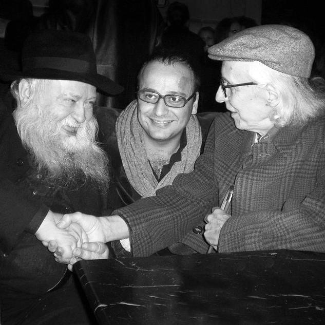 Herman Nitch, Losvizzero and Patella