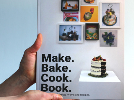 Guest Blog: Make Bake Cook Book by Artists' Tuck Shop