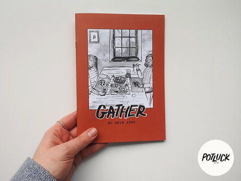 Gather: A Zine of Covid Safe Winter Recipes