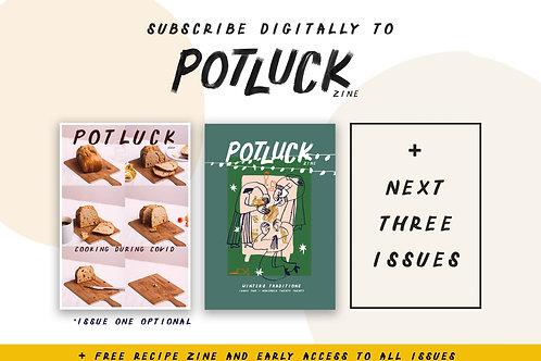 DIGITAL Subscription to Potluck