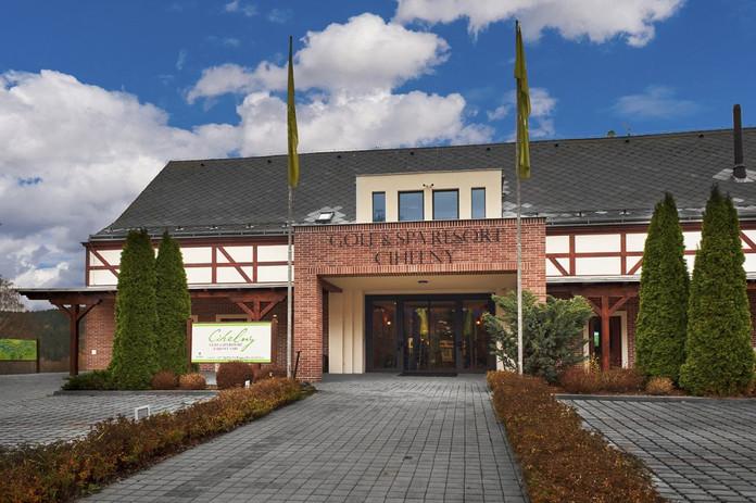 Golf klub Cihelny