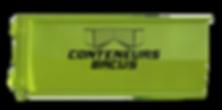 Location de conteneurs pour matériaux de démolition, rénovation, construction, recyclage de matériaux à Québec