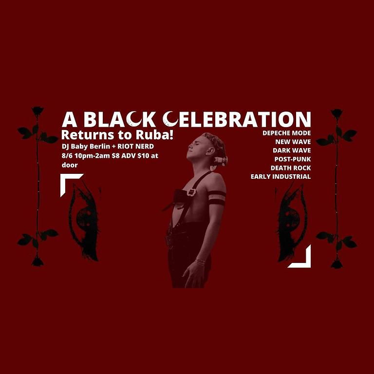 A Black Celebration