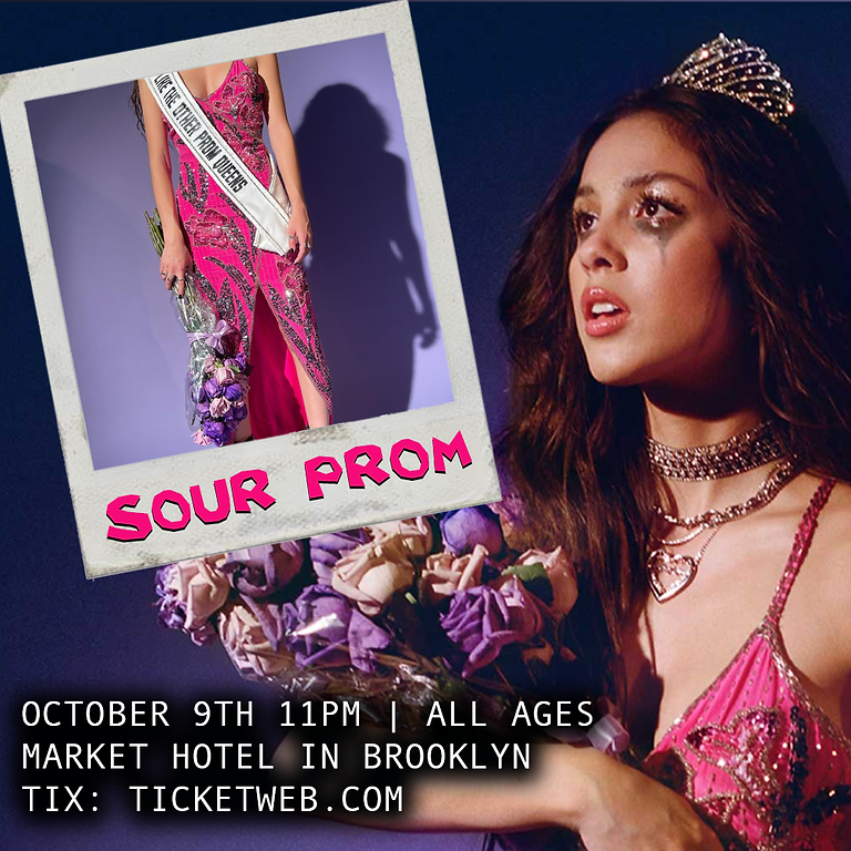SOUR Prom  - BROOKLYN!