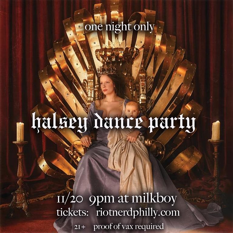 Halsey Dance Party