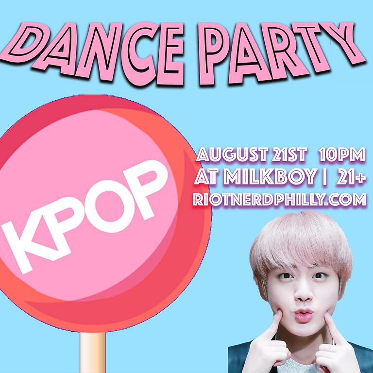 K-POP Dance Party