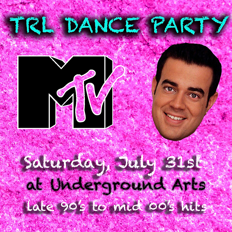 TRL Dance Party