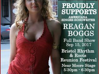 Kicking off Bristol Rhythm & Roots 9/15