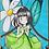 Thumbnail: Mini Shikishi - Butterfly Romina
