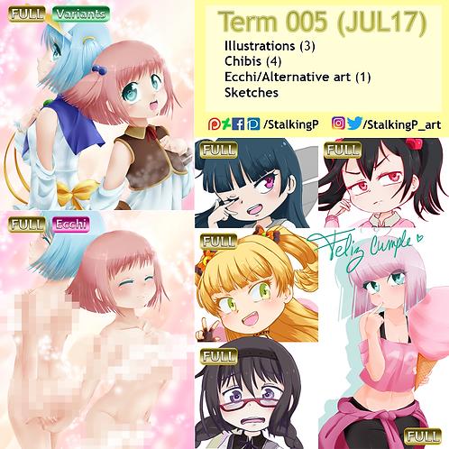 JUL17 - Patreon reward #005