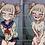 Thumbnail: [Limited] Himiko Toga double-sided postcard (Term 046 - DEC20)