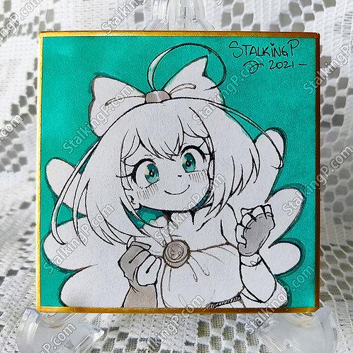 Camila Color Pop Mame Shikishi