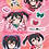 Thumbnail: [Limited] Nico-nii Stickers (Term 045 - NOV20)