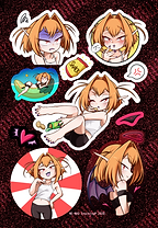 STICKERS - Tangerine_low.png