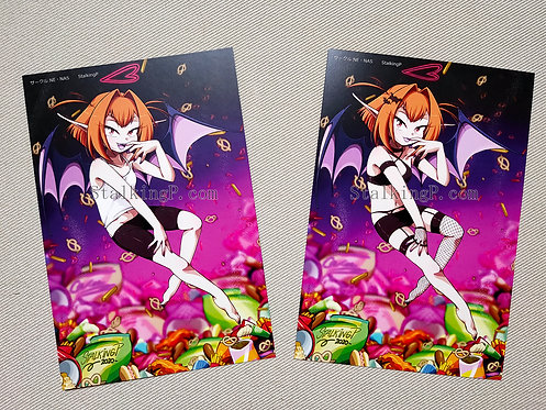 [Limited] Tangerine double-sided postcard (Term 044 - OCT20)