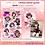 "Thumbnail: [Limited] ""Chibi Vampire"" Karin Stickers (Term 050 - APR21)"