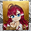 Thumbnail: Mini Shikishi - Ichinose Shiki from im@sCG (Color)