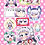 Thumbnail: [Limited] Kanna Stickers (Term 049 - MAR21)