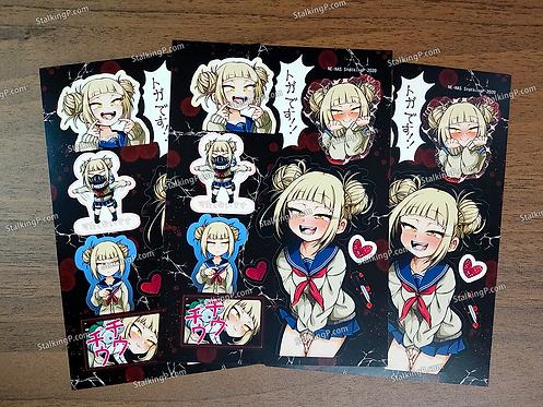 [Limited] Himiko Toga Stickers (Term 046 - DEC20)
