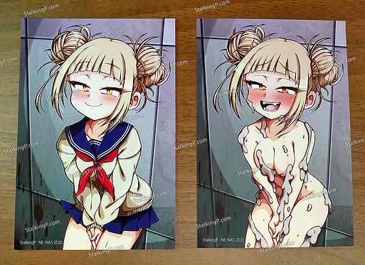 [Limited] Himiko Toga double-sided postcard (Term 046 - DEC20)