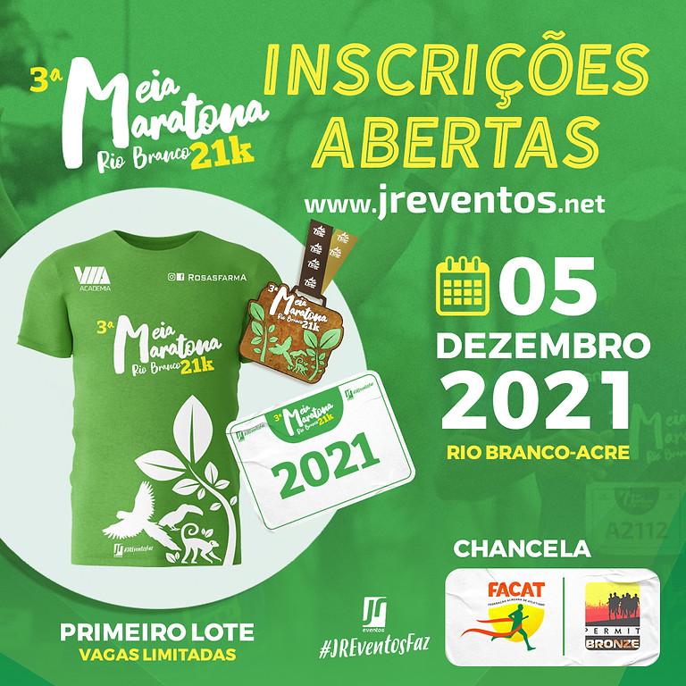 3ª Meia Maratona Rio Branco
