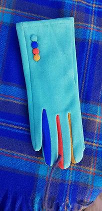 Supersoftjade green gloves