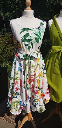 Handmade Summer flower Alice style dress