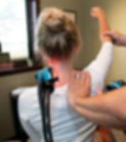 Cold Laser Therapy treatment